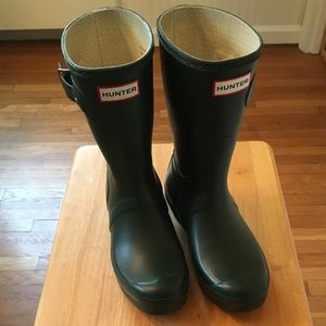 Hunter Rain Boots-Shiort